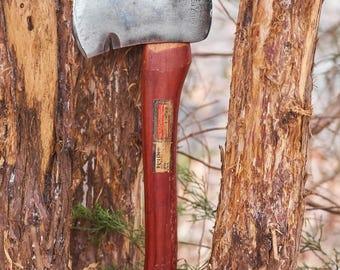 Collins Red Knight hatchet