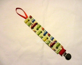 Pacifier, pacifier, cotton cars - in stock