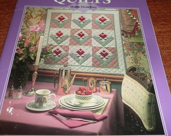 Vintage Oh-Sew-Small Quilts Book