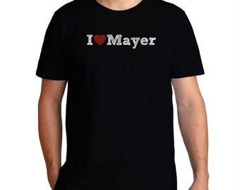 I Love Mayer T-Shirt