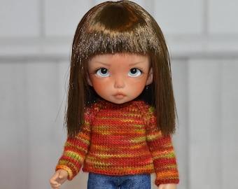 Pukifee sweater (red/yellow/green)
