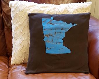 Minnesota Pillow Cover