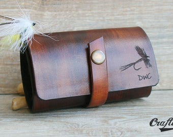 Fly fishing etsy for Fishing gifts for him
