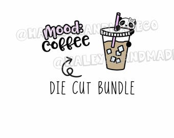 Mood: Coffee Die Cut Bundle