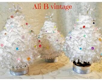 fabric christmas tree fabric xmas tree christmas tree decoration  christmas tree christmas white silver christmas table decoration