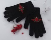 .WR3 Winter Rose Gloves