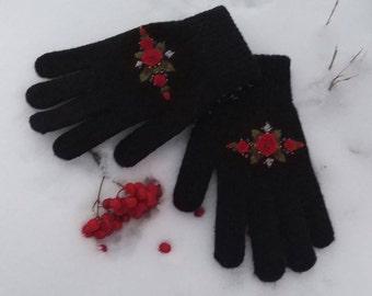 .WR3 Winter Rose Gloves