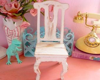 Vintage Mini Display Chair