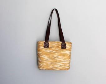 Vintage  straw bag, basket bag, straw purse, wicker, straw bag, woven straw bag, beach bag, shopper, summer bag, vintage wicker