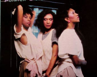 "Pointer Sisters - ""Break Out"" vinyl"