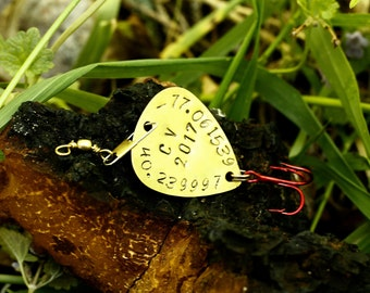 Fishing Christmas Gifts, Stocking Stuffers for Men, Stocking Stuffers for Teens, Personalized Fishing Lure, Stocking Stuffers for Him, Gifts