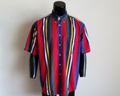 Vintage Tommy Hilfiger Button Up Sz. L
