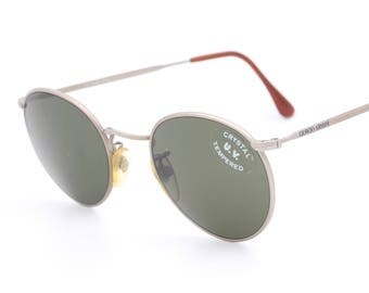 Giorgio Armani 609 705 vintage pantos sunglasses made in Italy 90's