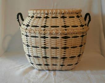 "Digital Download: Basket Pattern; ""Fuyu"""