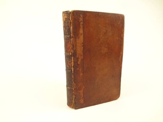 1701 A Priest to the Temple, or The Country Parson's Character by George Herbert