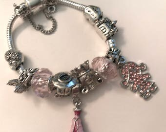 Affordable Pandora for a Little Girl, 'So Pretty in Pink'