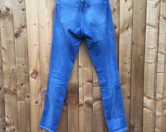 Classic 90s LEE jeans, a straight leg slim fit  W29 L30
