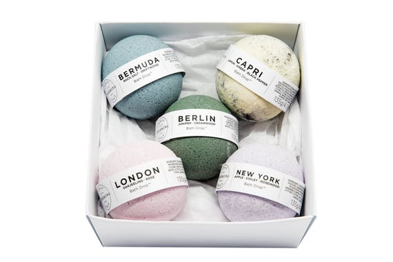 City Lights Bath Bombs