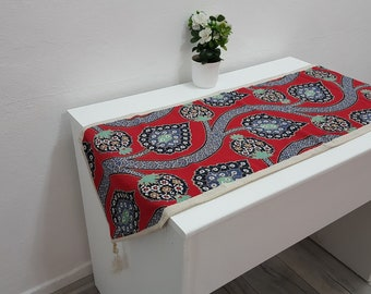 Turkish Exotic Designed Oriental Decor Runner Table Runner Bed Runner