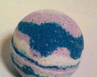 Blue Moonlight Bath Fizzy