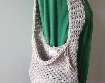 Market Tote | Crochet Tote | Beach Tote | Market Bag | Crochet Bag | Beach Bag | Library Bag
