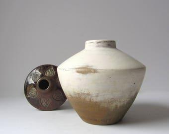 Pair of Ceramic Studio Pottery