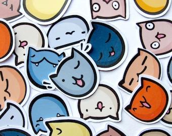 Mini Cats Sticker Pack