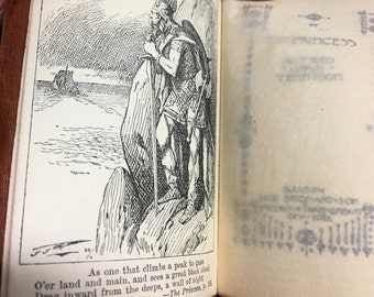 The Princess by Alfred Lord Tennyson (Miniature)