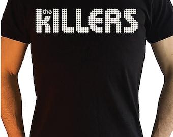 The Killers T-Shirt Rock Mens Womens Child