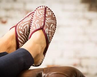 Ladies Slippers 'Mali Ruby'
