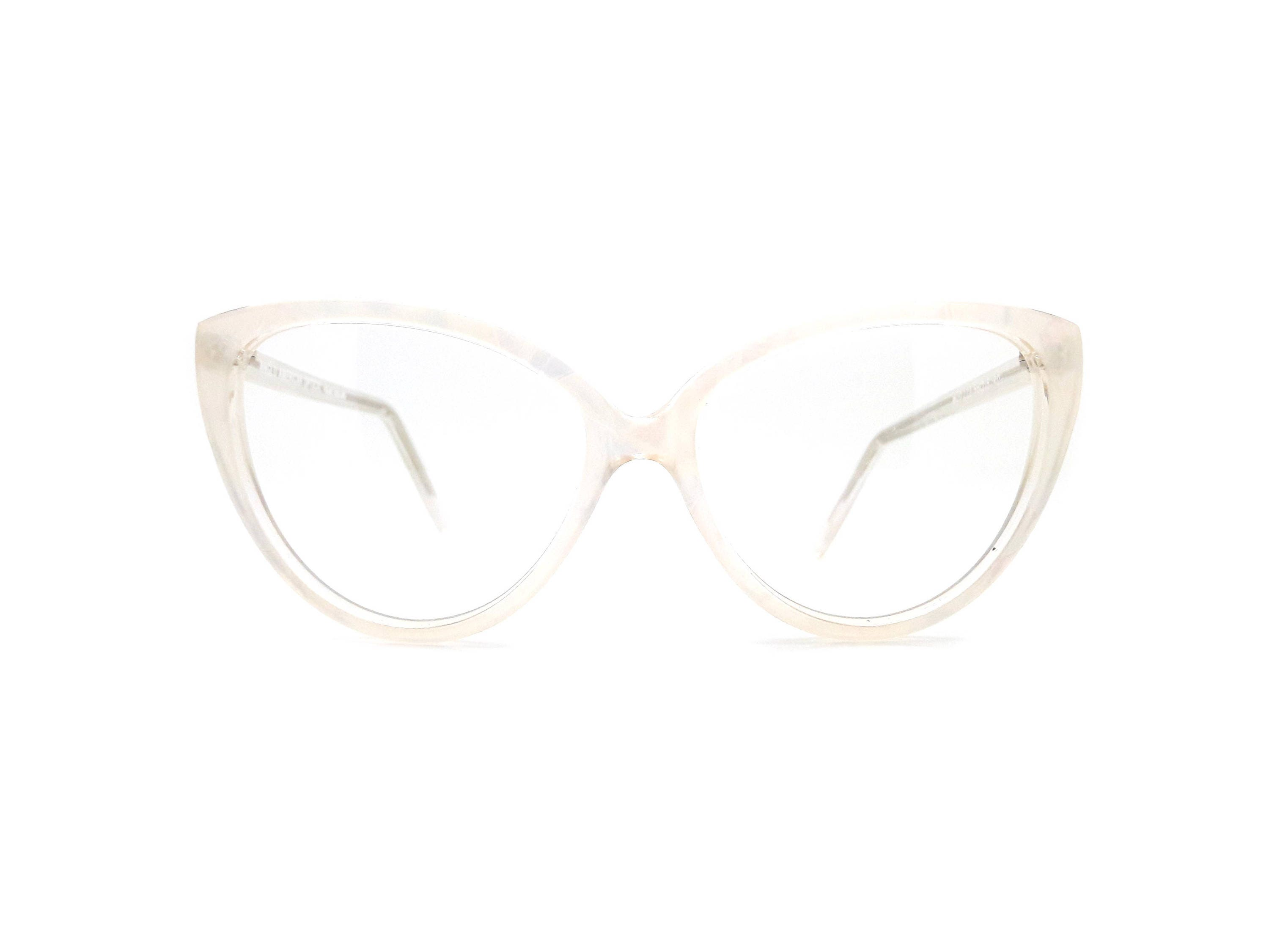136ac70548 Genuine 1980s Anglo American Optical 123 IRD Vintage Optical Eyeglasses  Frame Cateye    Made in