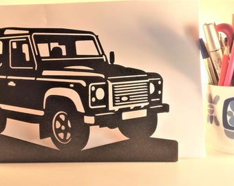 Porte document LAND ROVER DEFENDER
