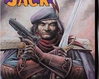 Grimjack Comics Collection on New dvd rom with full color case
