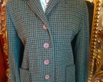 Vintage 1950's L.L. Bean Wool Blazer