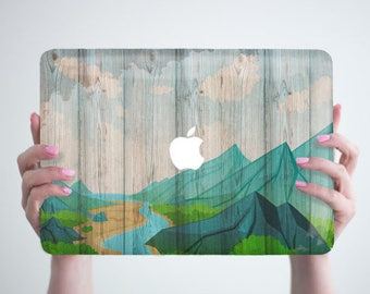 Wood Macbook Pro Retina 15 Case Macbook Air 13 11 Hard Case Macbook Pro 13 Case Macbook 12 Macbook Pro 15 Hard Case Nature Hard Laptop Cover