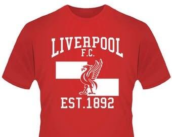 Liverpool FC EST.1892 Shirt