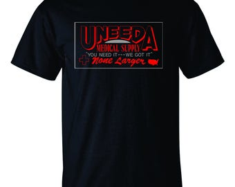 Uneeda Medical Supply - Return of the Living Dead T-shirt