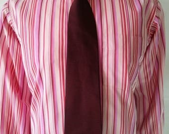 Fabulous Vintage Paul Smith striped shirt with feature cuffs