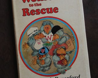 The Wombles to the Rescue - hardcover