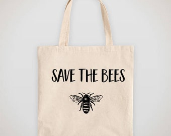 Save the bees tote PRE-ORDER