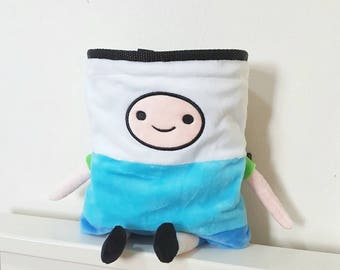 Adventure Time Finn Chalk Bag