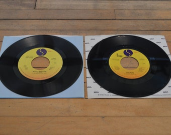Lot of Two The Pretenders 45 rpm Vinyl Records