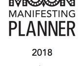 2018 Moon Manifesting Planner PDF Version