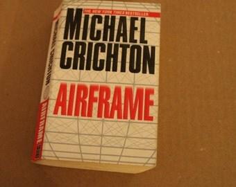 Airframe, Michael Crichton, 1997