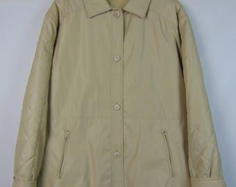 Vintage Cream Coat