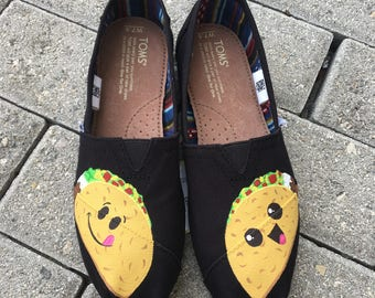 Taco Painted TOMS