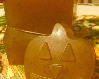 Pumpkin Spice Soap Bars