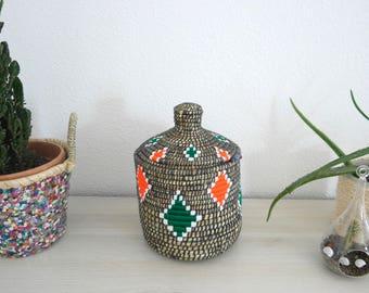 Berber baskets / / storage basket