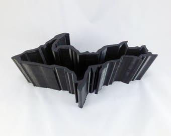 3D Printed Michigan Upper Peninsula Planter