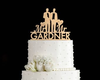 Gay wedding cake toppers,mr and mr gay cake topper,gay wedding cake topper,Gay wedding cake,Mr and Mr Cake Topper,Mr Mr cake Topper,6082017